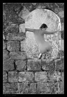 Framed Nudity by Gil-Levy