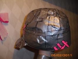 duct tape hat 4 by toastles
