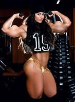 Russian Muscle Girl 3 by Turbo99