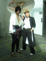 Fanime 2008- Sasuke and Naruto by xAutumnWinds