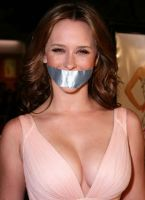 jennifer love hewitt gagged by The-email