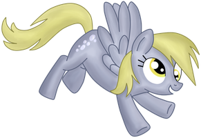 Derpy Hooves ::request:: by TerrierMix