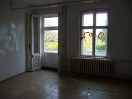 abandoned room II by mimose-stock