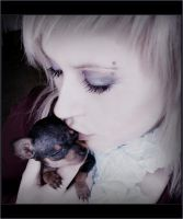 the smallest dog in the world by ellenoir