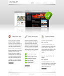CRCLE web design studio by pixelosion
