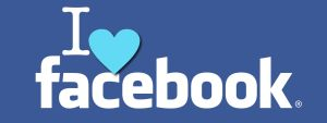 I love Facebook by metrovinz