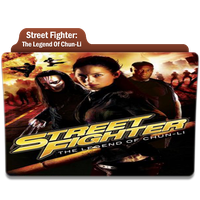 Street Fighter: The Legend Of Chun-Li by Movie-Folder-Maker