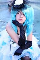 VOCALOID : Thinking Camellia by MAXWELLHeart