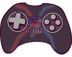 Good Game Ireland *Commission* by CandyNapkin