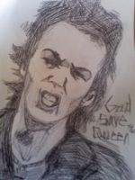 Sid Vicious by kas107