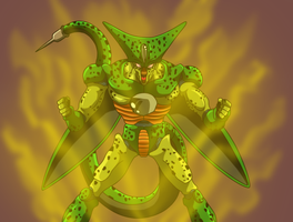 Imperfect Cell by HayabusaSnake
