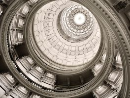 Texas Capitol - 4 by maxpower