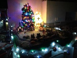Bedtop Christmas edition by fum316