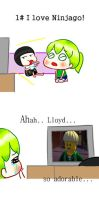 1# I love Ninjago! by SuminJo