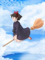 Kiki's Delivery Service - FLY by MichaelMayne