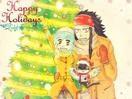 ::Happy holidays:: by 191195