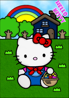 Colo Hello Kitty by Darkprincess92