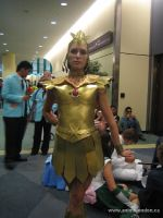 Sailor Galaxia by LaMisere