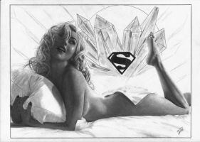 Supergirl - Crystals by TimGrayson
