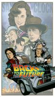 BACK TO THE FUTURE by angelgaby