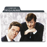 A Bit of Fry And Laurie folder by P-Ron