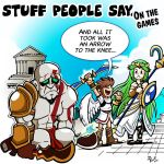 Stuff people say 60 by FlintofMother3