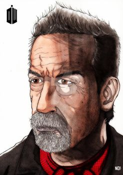 The War Doctor by NO! by nathanobrien