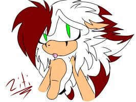 .:new character:. Ziti the hedgehog by Chibi-lei-doodlez