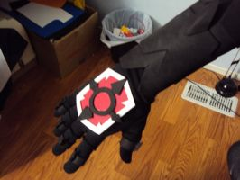 KHR Enma glove Crest by xfoxtails