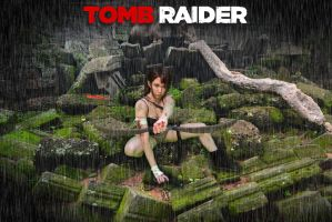Tomb Raider Reborn - Angel 3 by drewhoshkiw