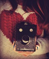 Old camera by Ayanade