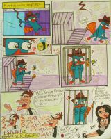 Pag. 15 'El Plan' Comic PnF by KarlaTerry