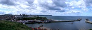 Whitby Harbour by Photogenic5