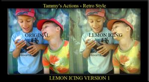 Lemon Icing - Photoshop Action by tammy-angela