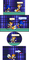 Sonic And Co. Adventures 8 by CrystalTheRenahog