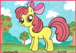 Apple Bloom by AnneMarie1986