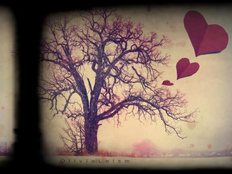 Love tree by OliviaLe