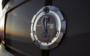Mustag Shelby Cobra GT500 by 3D-Brainx