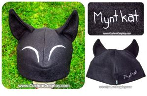 Myntkat Kitty hat by The-Cute-Storm