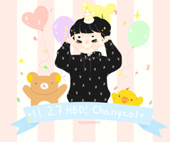 Happy Chanyeol Day !! by Lolibeat