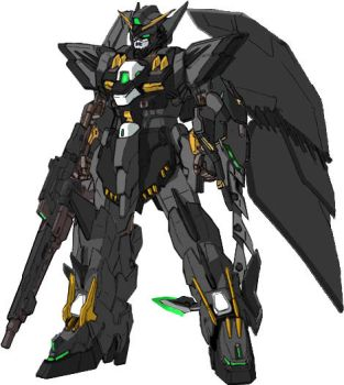 OZ-13MS(B) Epyon Black (BFW) by RedZaku