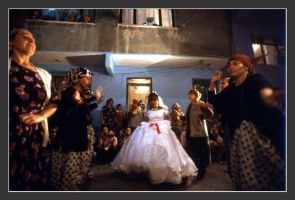 Gipsy Wedding by civciv337