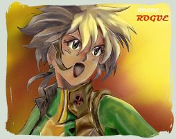 Rogue anime style series by liaartemisa