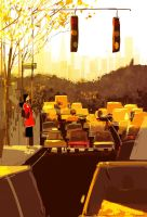 Camino real by PascalCampion