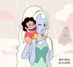 Opal piggyback by Mortdres