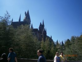 Hogwarts by enterprisedavid