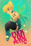 fuck you PETER by IslaDelCoco