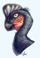 Oviraptor by WindFlite