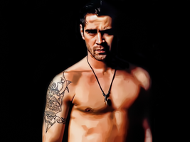 Colin Farrel by donvito62