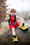 Kingdom Hearts: My Friends Are My Power by Moxiemelody